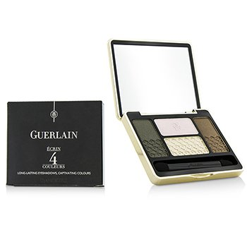 Guerlain Ecrin 4 Couleurs Long Lasting Eyeshadow - #504 Les Precieux  7.2g/0.25oz