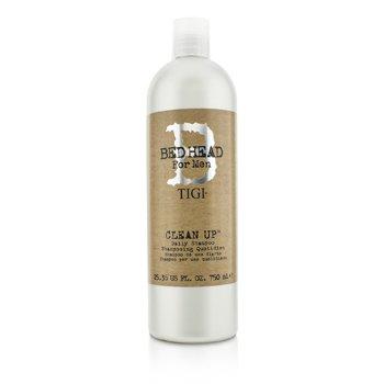 Tigi Bed Head B For Men Clean Up Daily Shampoo  750ml/25.36oz