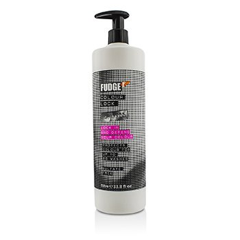 Fudge Colour Lock Shampoo - Sulfate Free (For Lasting Vibrancy & Colour Happy Hair)  1000ml/33.8oz