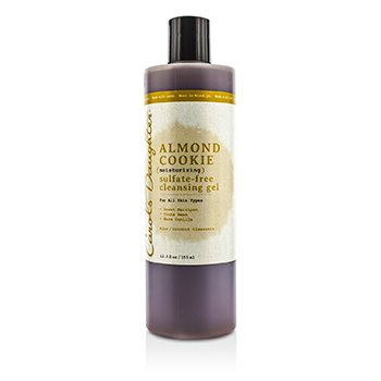 Almond Cookie Sulfate-Free Cleansing Gel  355ml/12oz