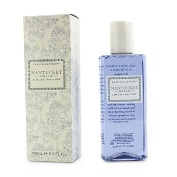 Crabtree & Evelyn Nantucket Briar Bath & Shower Gel  200ml/6.8oz