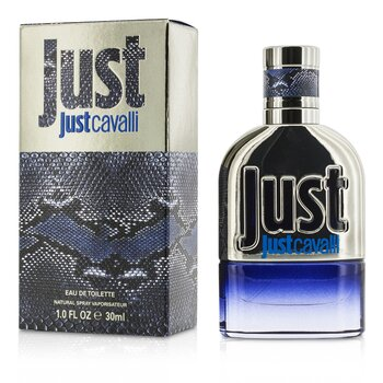 Just Cavalli Eau De Toilette Spray (New Packaging)  30ml/1oz