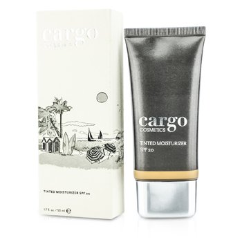 Cargo Tinted Moisturizer SPF20 - Nude  50ml/1.7oz