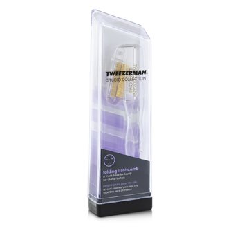 Tweezerman Folding Ilashcomb (Studio Collection)  -