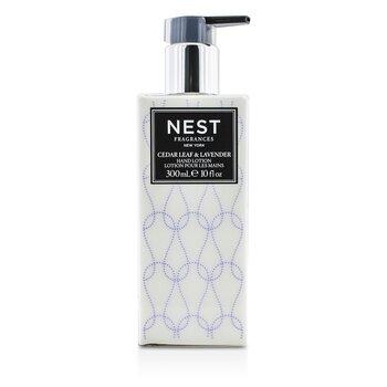 Nest Hand Lotion - Cedar Leaf & Lavender  300ml/10oz