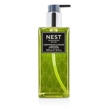 Nest Liquid Soap - Lemongrass & Ginger  300ml/10oz