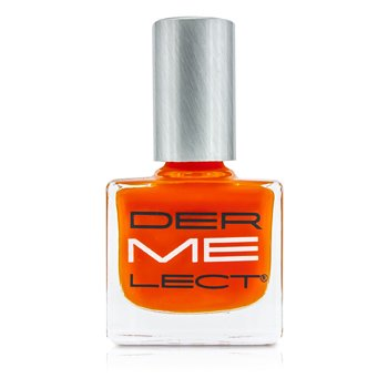 Dermelect ME Nail Lacquers - Head Turner (Brilliant Tangerine Cream)  11ml/0.4oz