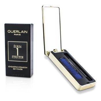 Guerlain Ecrin 1 Couleur Long Lasting Eyeshadow - # 03 Blue's Brothers  2g/0.07oz