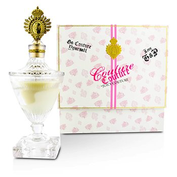 Juicy Couture Couture Couture Scented Candle In Goblet  3.5 inch