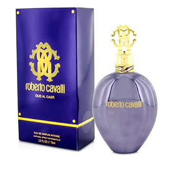 Roberto Cavalli Oud Al Qasr Eau De Parfum Intense Spray  75ml/2.5oz