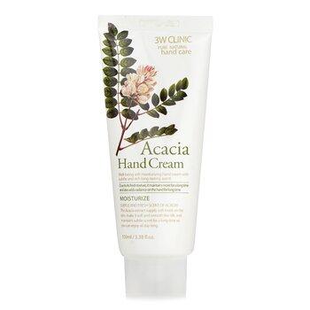 3W Clinic Hand Cream - Acacia  100ml/3.38oz