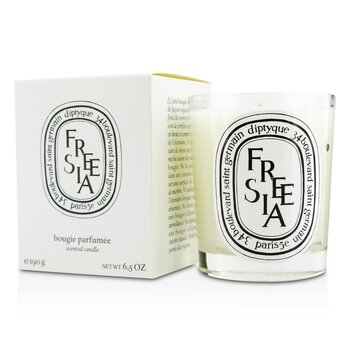 Scented Candle - Freesia 190g/6.5oz