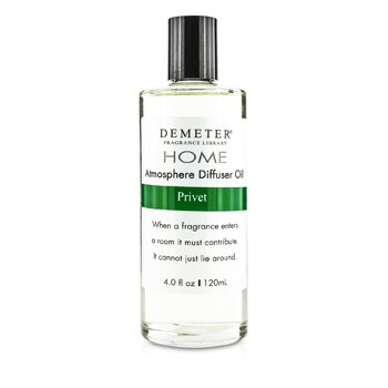 Demeter Atmosphere Diffuser Oil - Privet  120ml/4oz