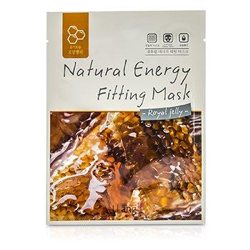 LLang Natural Energy Fitting Mask - Royal Jelly  10x20ml/0.7oz