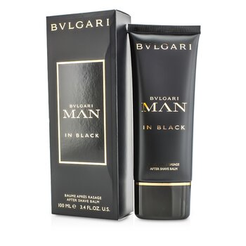 In Black After Shave Balm  100ml/3.4oz