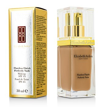 Elizabeth Arden Flawless Finish Perfectly Nude Makeup SPF 15 - # 16 Toasted Almond  30ml/1oz