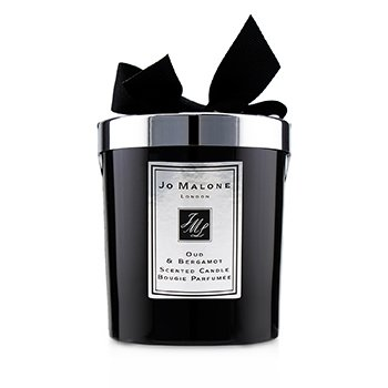 Jo Malone Oud & Bergamot Scented Candle  200g (2.5 inch)
