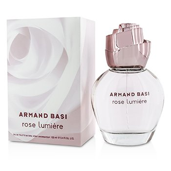 Armand Basi Rose Lumiere Eau De Toilette Spray  100ml/3.4oz