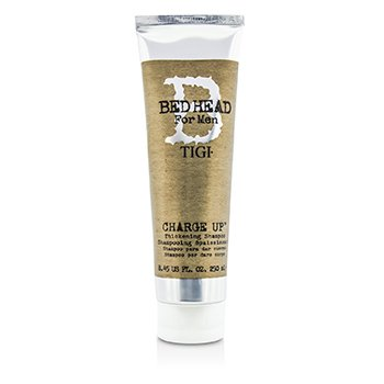 Tigi Bed Head B For Men Charge Up Thickening Shampoo (New Packaging)  250ml/8.45oz