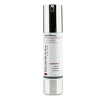 Elizabeth Arden Visible Difference Skin Balancing Lotion SPF 15 - Combination Skin (Unboxed)  49.5ml/1.7oz