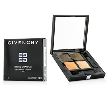 Givenchy Prisme Quatuor 4 Colors Eyeshadow - # 6 Confidence  4x1g/0.03oz