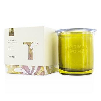 Thymes Aromatic Candle - Tiare Monoi  284g/10oz