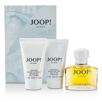 Joop Le Bain Coffret: Eau De Parfum Spray 40ml/1.35oz + Body Lotion 50ml/1.7oz + Shower Gel 50ml/1.7oz  3pcs
