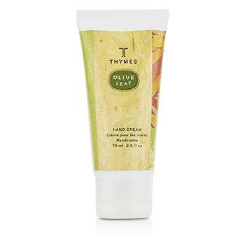 Thymes Olive Leaf Hand Cream  70ml/2.5oz