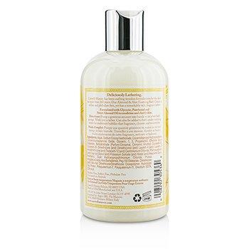 Almond & Aloe Foaming Bath Cream  300ml/10oz