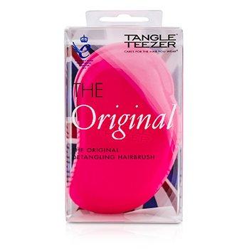 Tangle Teezer The Original Detangling Hair Brush - # Pink Fizz (For Wet & Dry Hair)  1pc