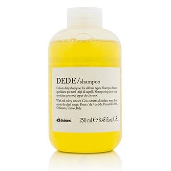Davines Dede Delicate Daily Shampoo (For All Hair Types)  250ml/8.45oz