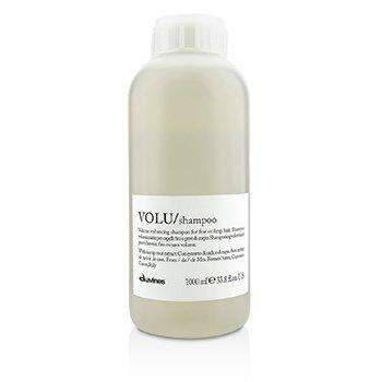 Davines Volu Volume Enhancing Shampoo (For Fine or Limp Hair)  1000ml/33.8oz