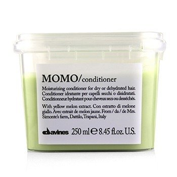 Davines Momo Moisturizing Conditioner (For Dry or Dehydrated Hair)  250ml/8.45oz