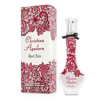 Christina Aguilera Red Sin Eau De Parfum Spray  30ml/1oz