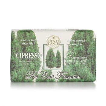 Nesti Dante Dei Colli Fiorentini Triple Milled Vegetal Soap - Cypress Tree  250g/8.8oz