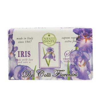 Dei Colli Fiorentini Triple Milled Vegetal Soap - Iris  250g/8.8oz