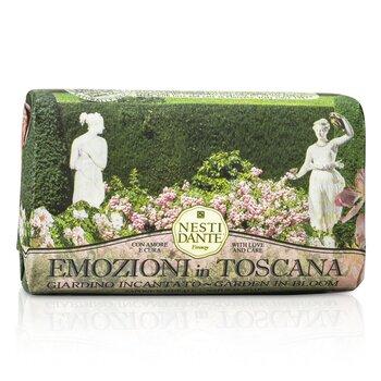 Nesti Dante Emozioni In Toscana Natural Soap - Garden In Bloom  250g/8.8oz
