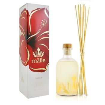 Malie Island Ambiance Reed Diffuser - Hibiscus  240ml/8oz