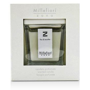 Millefiori Zona Scented Candle - Fior Di Muschio  160g/5.64oz