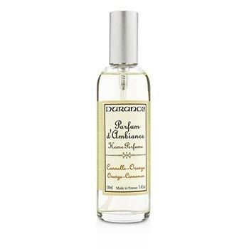 Durance Home Perfume Spray - Orange Cinnamon  100ml/3.4oz
