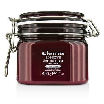 Elemis Exotic Lime & Ginger Salt Glow  490g/17oz