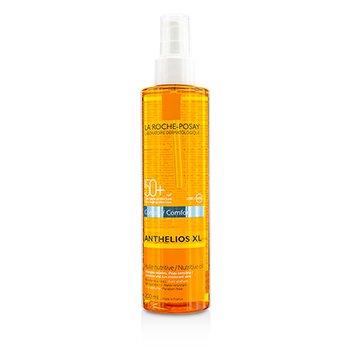 La Roche Posay Anthelios XL Comfort Nutritive Oil SPF 50+ - For Sensitive & Sun Intolerant Skin  200ml/6.76oz