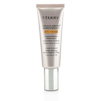 By Terry Cellularose Moisturizing CC Cream #4 Tan  40g/1.41oz