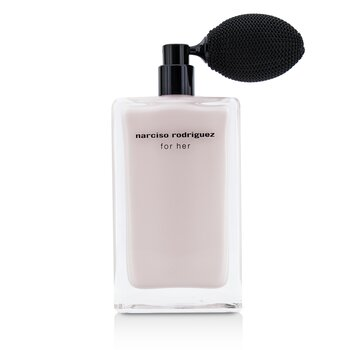Narciso Rodriguez For Her Eau De Parfum with Atomizer (Limited Edition)  75ml/2.5oz