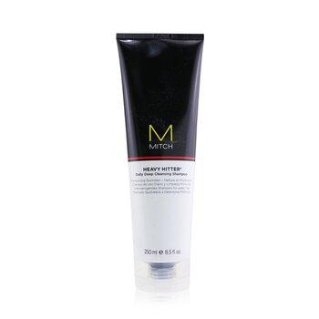 Paul Mitchell Mitch Heavy Hitter Deep Cleansing Shampoo  250ml/8.5oz