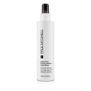 Paul Mitchell Firm Style Freeze and Shine Super Spray (Finishing Spray)  250ml/8.5oz