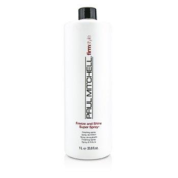 Paul Mitchell Firm Style Freeze and Shine Super Spray (Finishing Spray)  1000ml/33.8oz