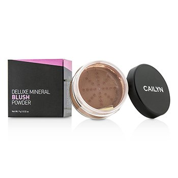 Cailyn Deluxe Mineral Blush Powder - #01 Peach Pink  9g/0.32oz