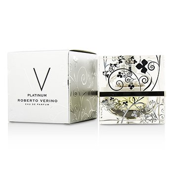 Roberto Verino VV Platinum Eau De Parfum Spray  75ml/2.5oz