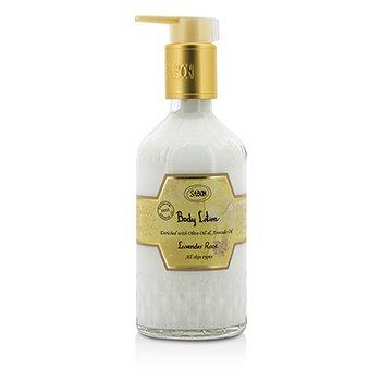 Sabon Body Lotion - Lavender Rose (With Pump)  200ml/7oz